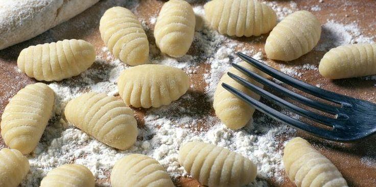 Gnocchis della mamma (gnocchis maison à base de pommes de terre)