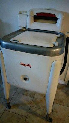 Antique Maytag washing machine