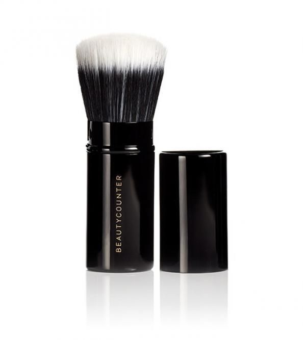 This Is the Best Brush for Liquid Foundation  #InStyle