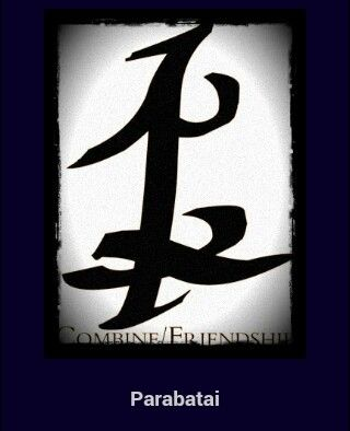 Parabatai runes