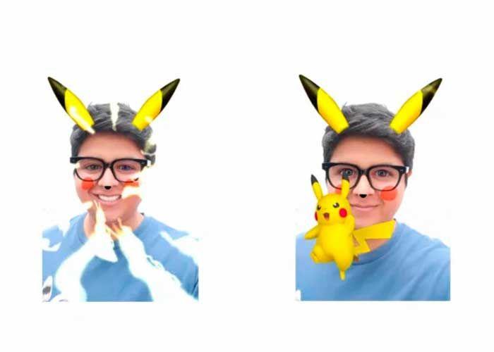 Snapchat agrega filtro de Pikachú para que luzcas muy 'kawaii' - TN8 el canal joven de Nicaragua