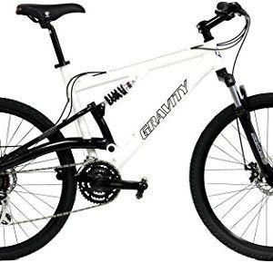 2017-Gravity-FSX-10-Dual-Full-Suspension-Mountain-Bike-with-Disc-Brakes-Shimano-Shifting-Aluminum-Frame-0