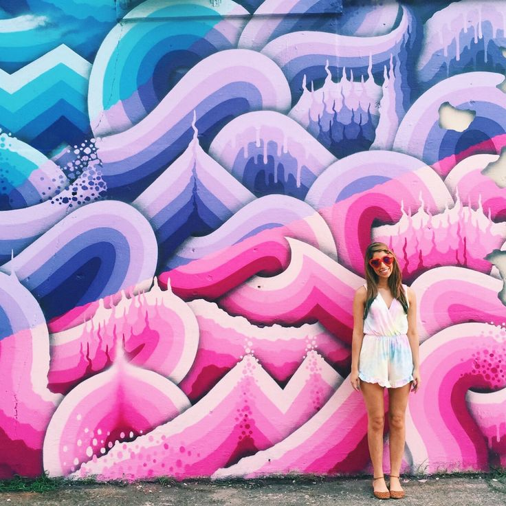Do it for the Gram: Atlanta Wall Crawl: The Best Walls in Atlanta