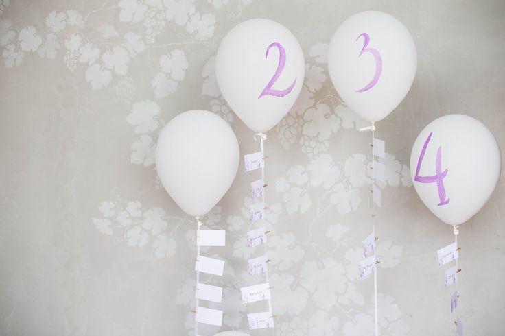 Ani&Szili wedding - seating chart