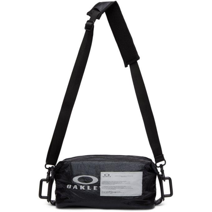 eef5ba13d7 OAKLEY BY SAMUEL ROSS OAKLEY BY SAMUEL ROSS BLACK UTILITY MESSENGER BAG.   oakleybysamuelross  bags  shoulder bags  nylon