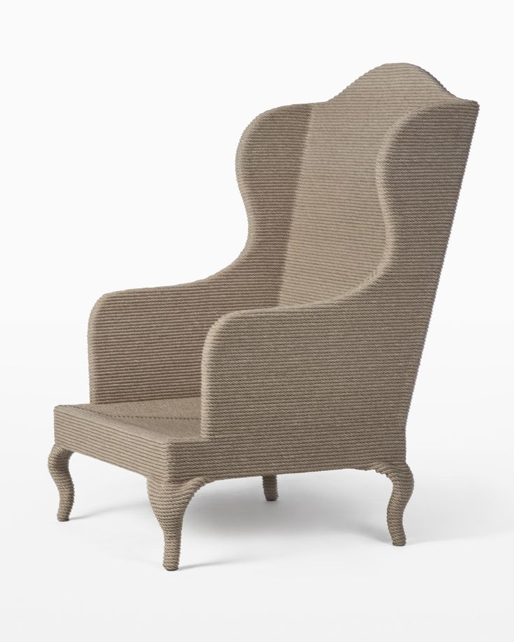 See the Duclou Chairs, in natural hemp, from HOLLY HUNT at #westedge in October at The Barker Hangar in Santa Monica.