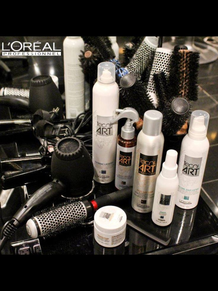 Loreal Professionnel Tecni Art hair Products
