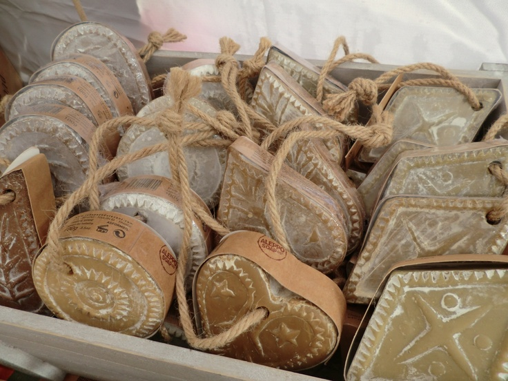 Aleppo Soaps at the Brisbane French Festival 2012  Source: Savons d'ailleurs