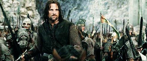 Aragorn --  For a chance to meet him, vote for Viggo Mortensen at http://CelebCharityChallenge.org !