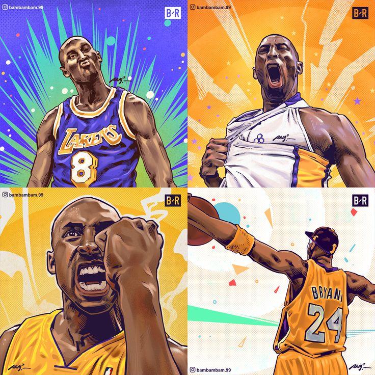 """""""Mamba Mentality"""" Kobe Jersey Retirement Tribute on"""