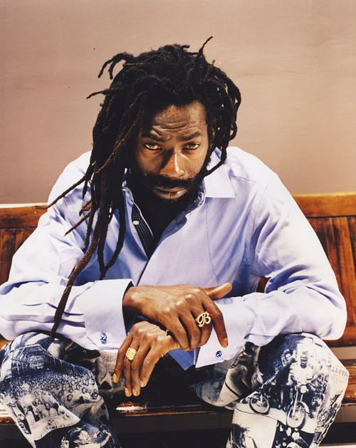 Buju Banton - one of the best reggae artist today.