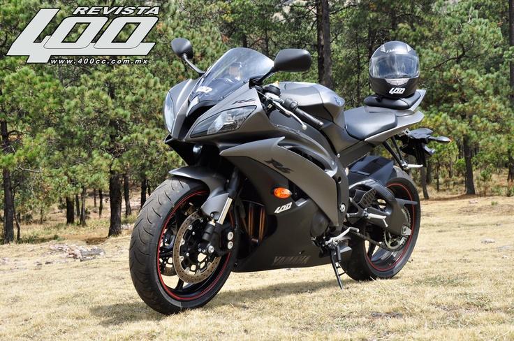YAMAHA YZF-R6 2012  http://www.400cc.com.mx/yamaha/r6/index.html