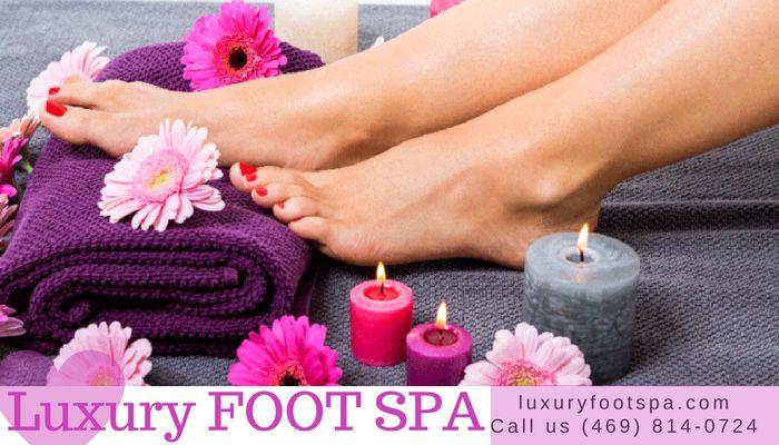 foot spa garland tx