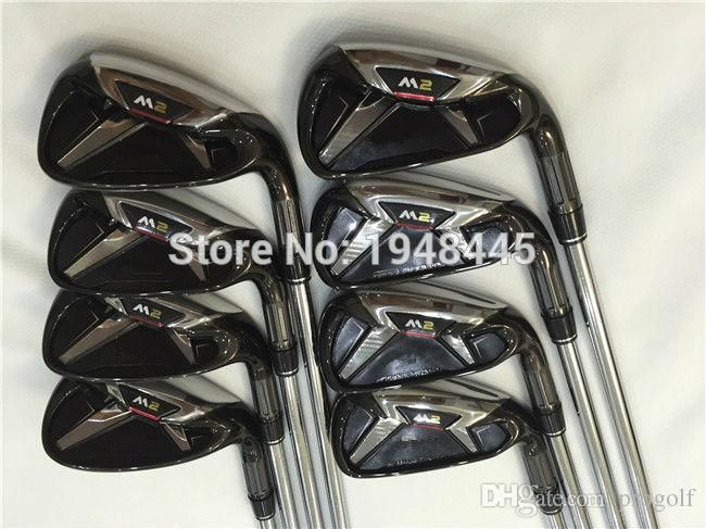 2016 New M2 Iron M2 Golf Irons OEM M2 Golf Clubs 4-9PSw Regular/Stiff Flex Steel Shaft With Head Cover M2 Iron M2 Irons M2 Golf Irons Online with 260.03/Set on Progolf's Store | DHgate.com