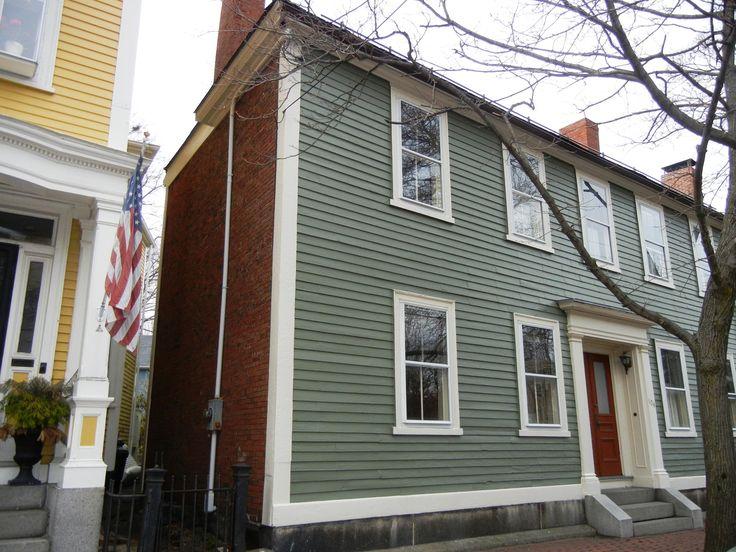 green exterior house colors 64 best paint images on pinterest exterior paint colors green