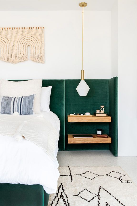 inside mandy moore's magnificent home. -★- #headboard
