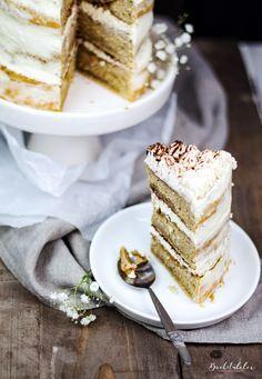 Torta Tiramisù. Ein Espresso-Träumchen à la Kitchen Impossible. – Das Backstübchen · Cupcakes · Törtchen · Schönes Leben