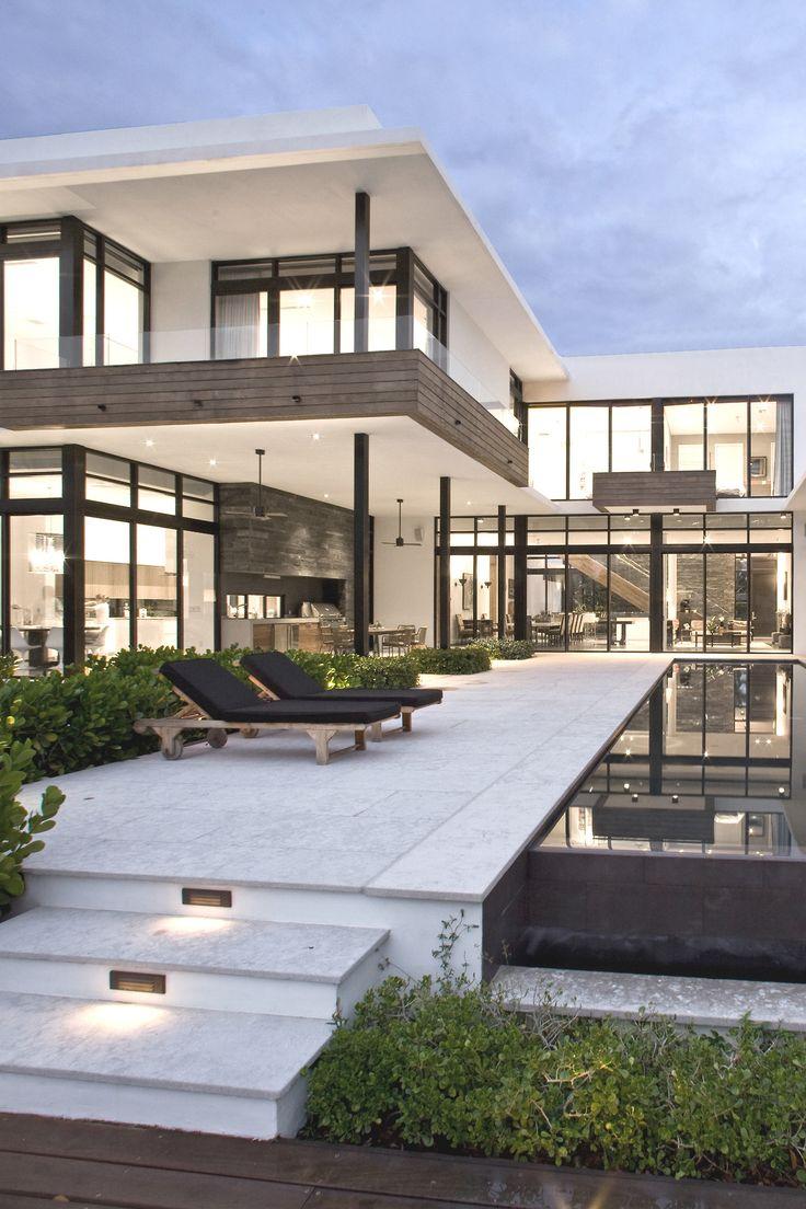 Modern House Exterior Design Ideas: Best 25+ Modern House Exteriors Ideas On Pinterest