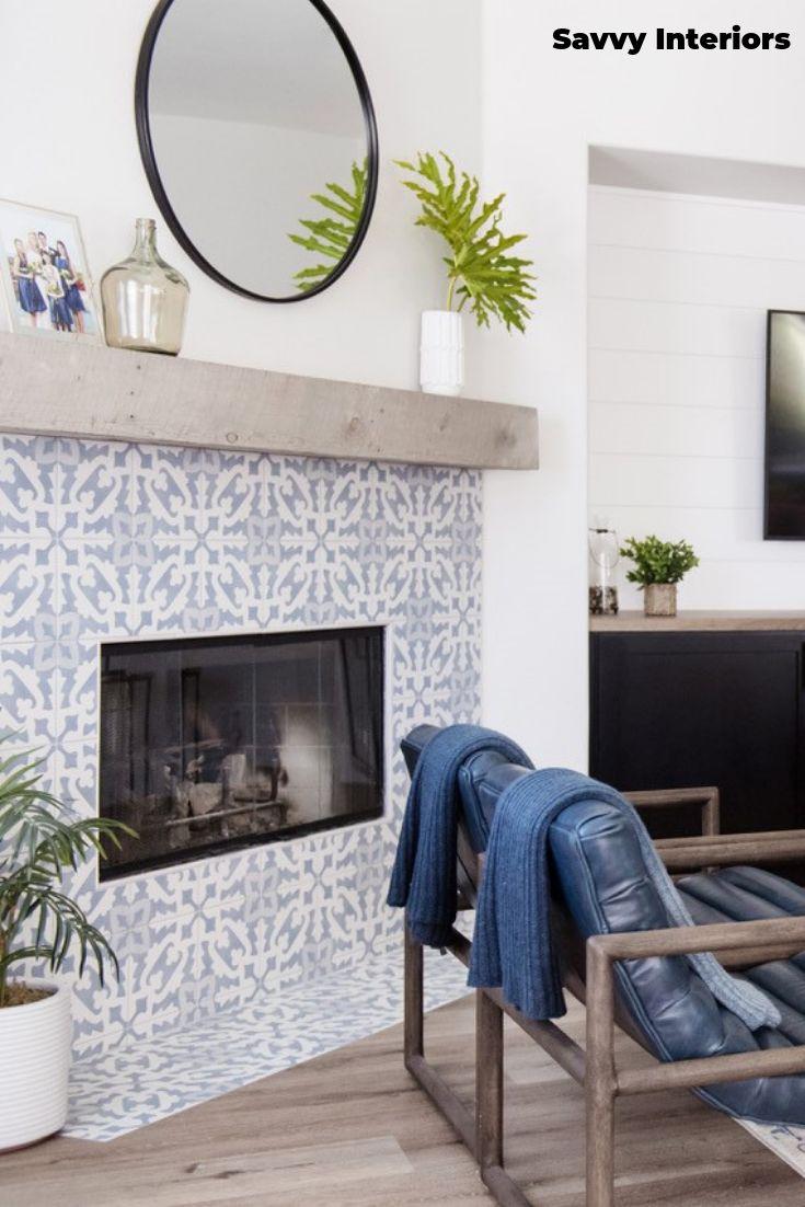 9x9 Room Design: Bella Moma Glazed Porcelain Tile 9x9 For Floor & Wall