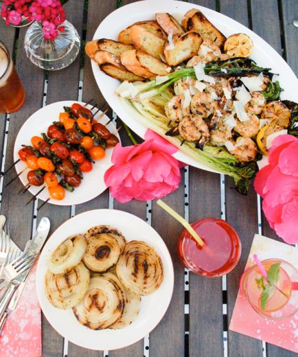 Labor Day Picnic: 17 Gorgeous End-Of-Summer Picnic Ideas