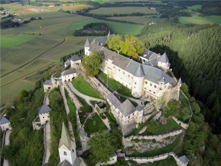bensozia: Today's Castle: Hochosterwitz