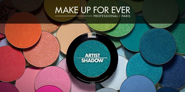 Introducing Make Up For Ever Artist Shadows