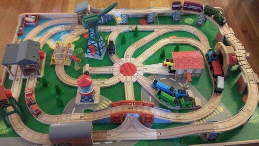 Charming Thomas Wooden Train Set And Table Gallery - Best Image ... Charming Thomas Wooden Train Set And Table Gallery Best Image & Marvellous Thomas The Tank Wooden Train Set Table Ideas - Best Image ...