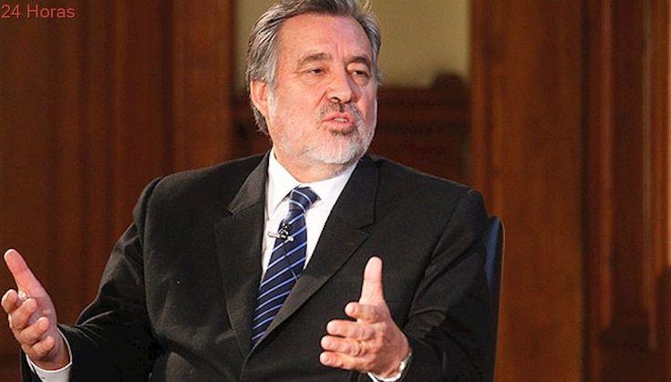 """Guillier califica como """"brutalidad"""" y """"escándalo"""" el rechazo al proyecto minero Dominga"""