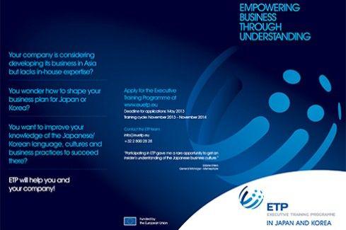 The Executive Training Programme | Link to Poland