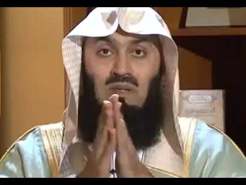 Lectures Mufti Ismail Menk, sheikh Mufti Ismail Menk In the Koran there are verses Qathi '(surely, that is no longer possible to be penetrated by the power o...