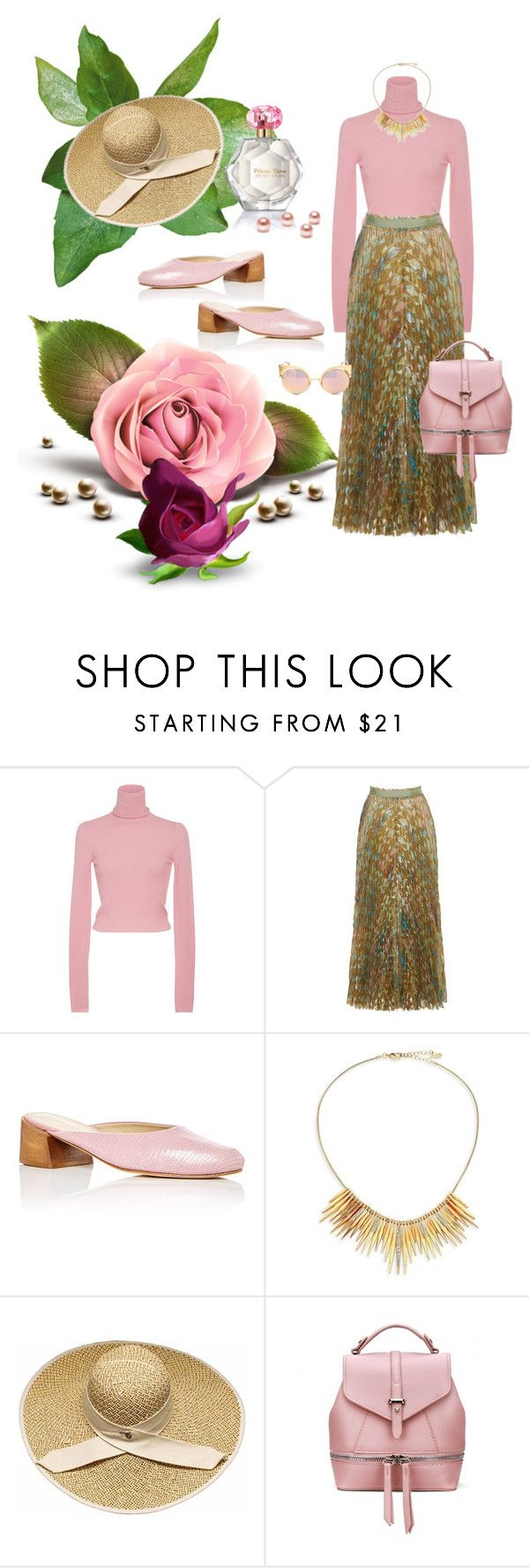 """Next Season Now"" by jacque-reid ❤ liked on Polyvore featuring A.L.C., Roberto Cavalli, Mari Giudicelli, ABS by Allen Schwartz, Britney Spears and Fendi"