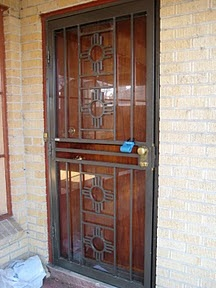 1000 Images About Security Doors On Pinterest