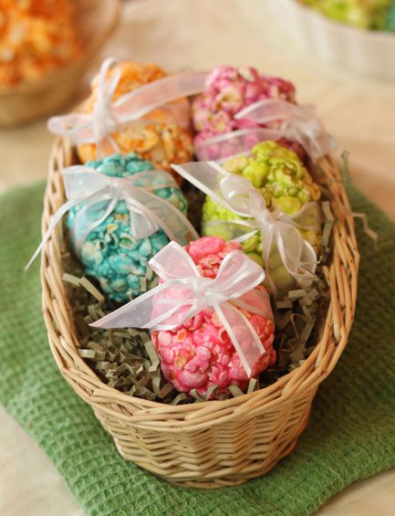 27 best easter popcorn images on pinterest easter bunny bunnies candy popcorn easter eggs the prepared pantry negle Gallery