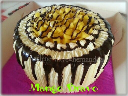 My 'Mango Bravo'...