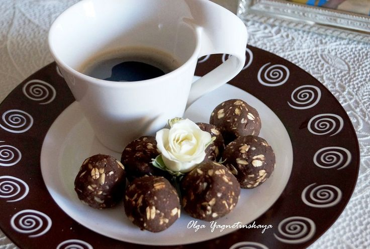 диетические конфеты / полезные батончики - Полезные рецепты - Правильное питание или как правильно похудеть