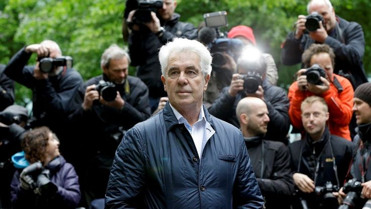 FOX NEWS: Max Clifford disgraced former celebrity publicist dead at 74