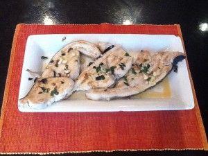 Portuguese Grilled Swordfish (Espadarte) - Easy Portuguese Recipes