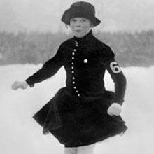 Figure Skating - Winter Olympic Games, 1924 Chamonix, France