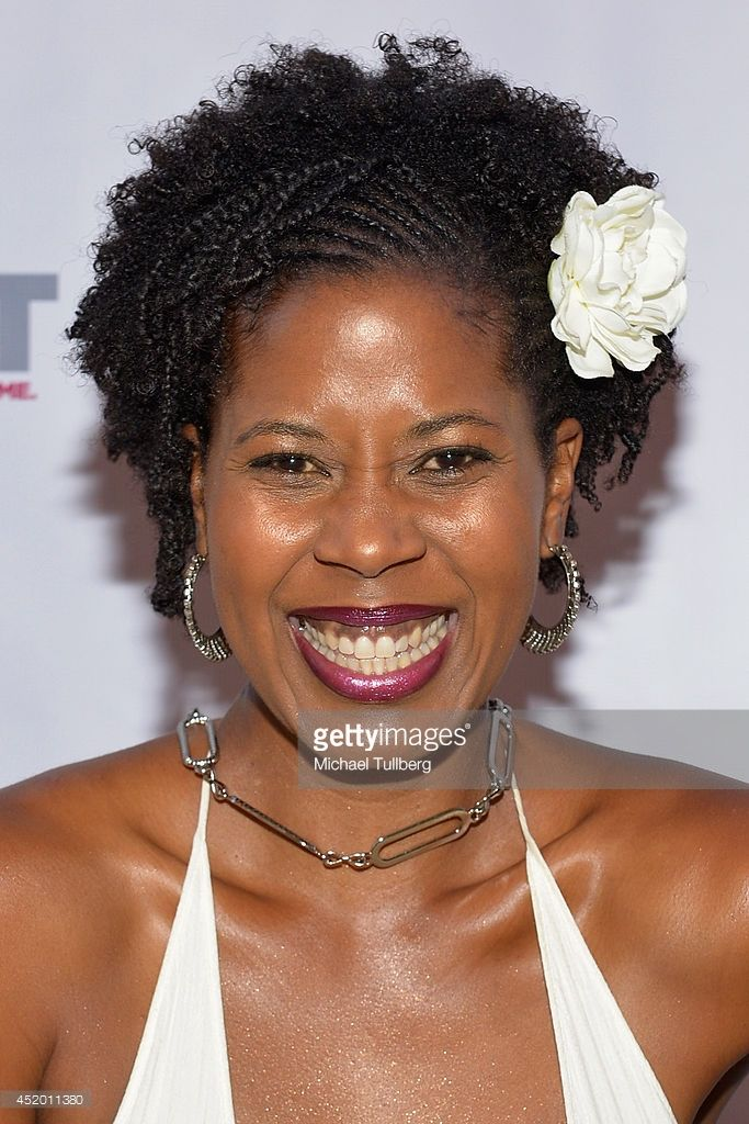 Actress Dalila Ali Rajah attends the 2014 Outfest Opening