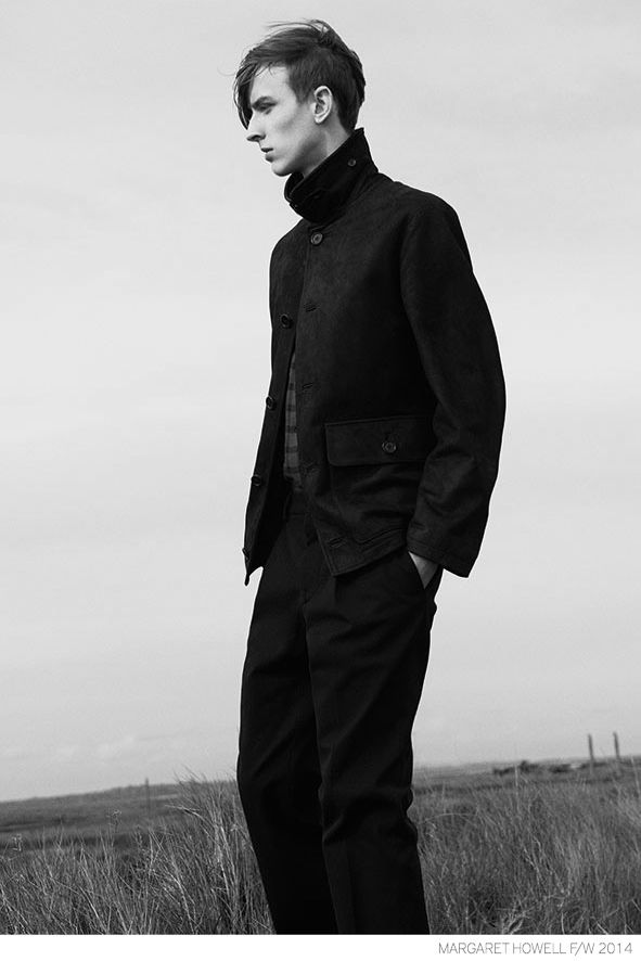 Margaret Howell Highlights Classic Menswear Styles for Fall/Winter 2014 Ad Campaign