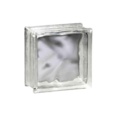 Pittsburgh Corning Decora 7-3/4 in. x 7-3/4 in. x 3-1/8 in. Thinline Glass Blocks (10-Pack)-110497 - The Home Depot