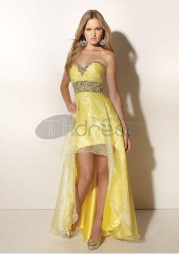 bodice med delikat beading kjoler til ball