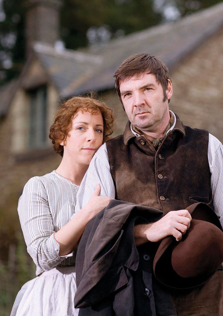 Laura's Mar and Par... I love them! (lark rise to candleford)