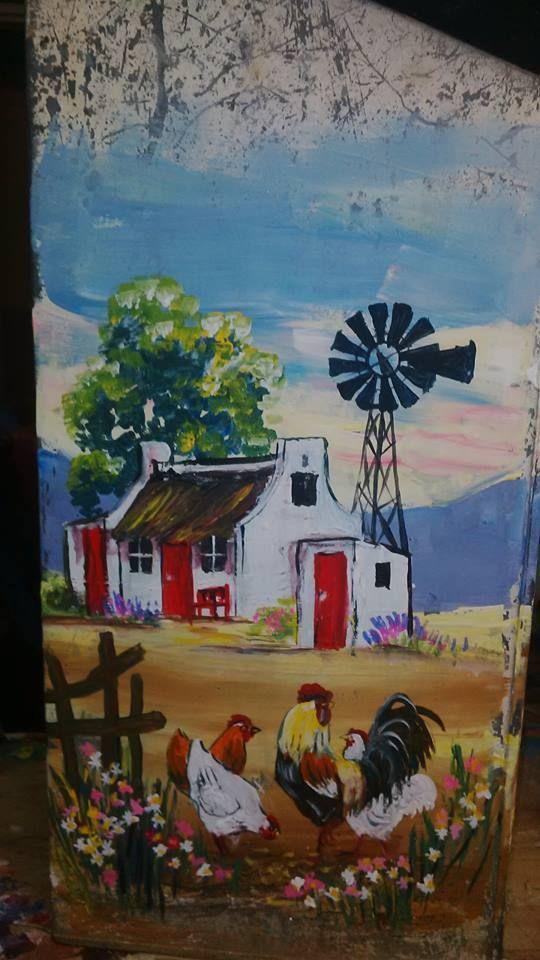 windpomp From fb artist wilma