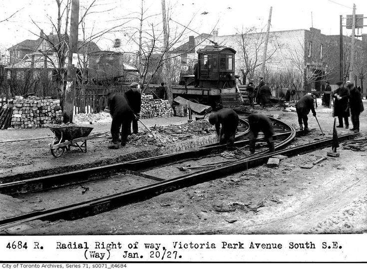 Transit Toronto Image: Bingham Loop 19270120