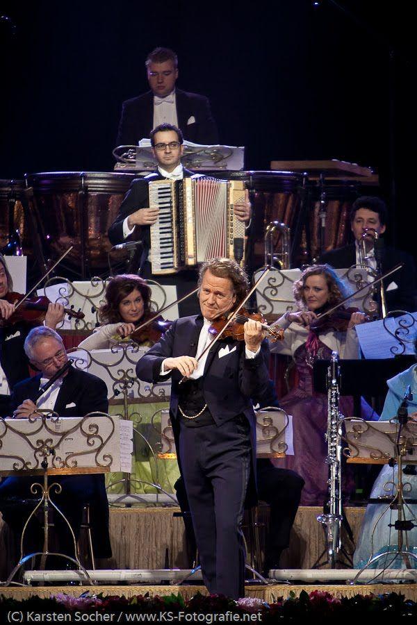 André Rieu & Orchester | Fotograf Kassel | Karsten Socher