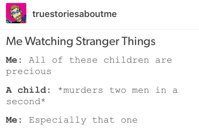 Stranger things, eleven, el