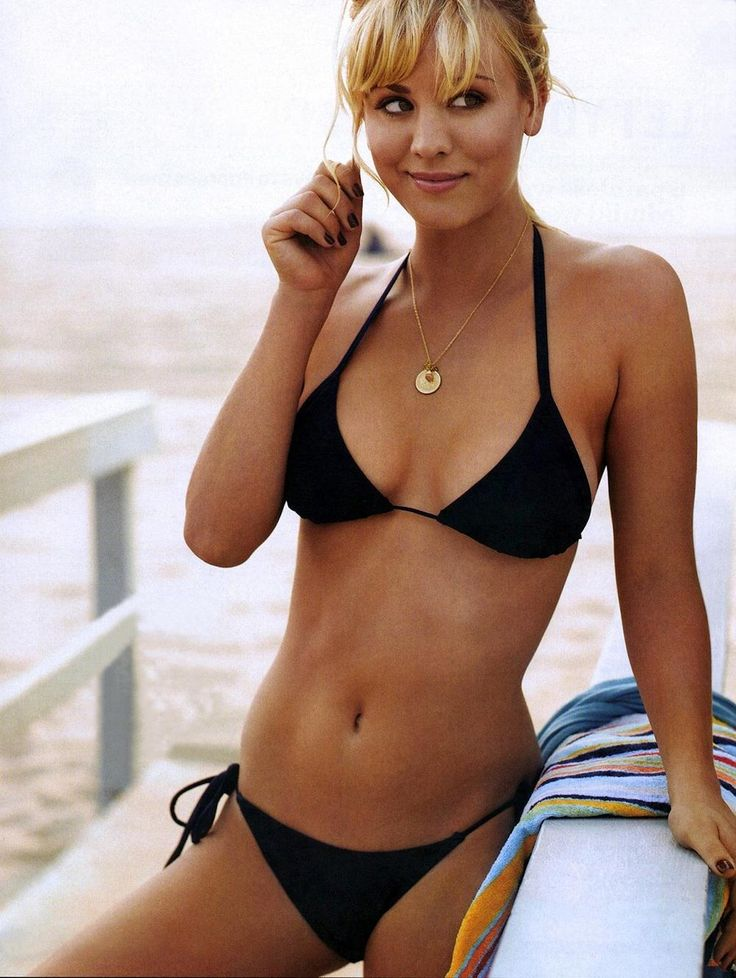 HUGE motivation! I soo want Kaley Cuoco's body - this time next year if all goes well I will do!