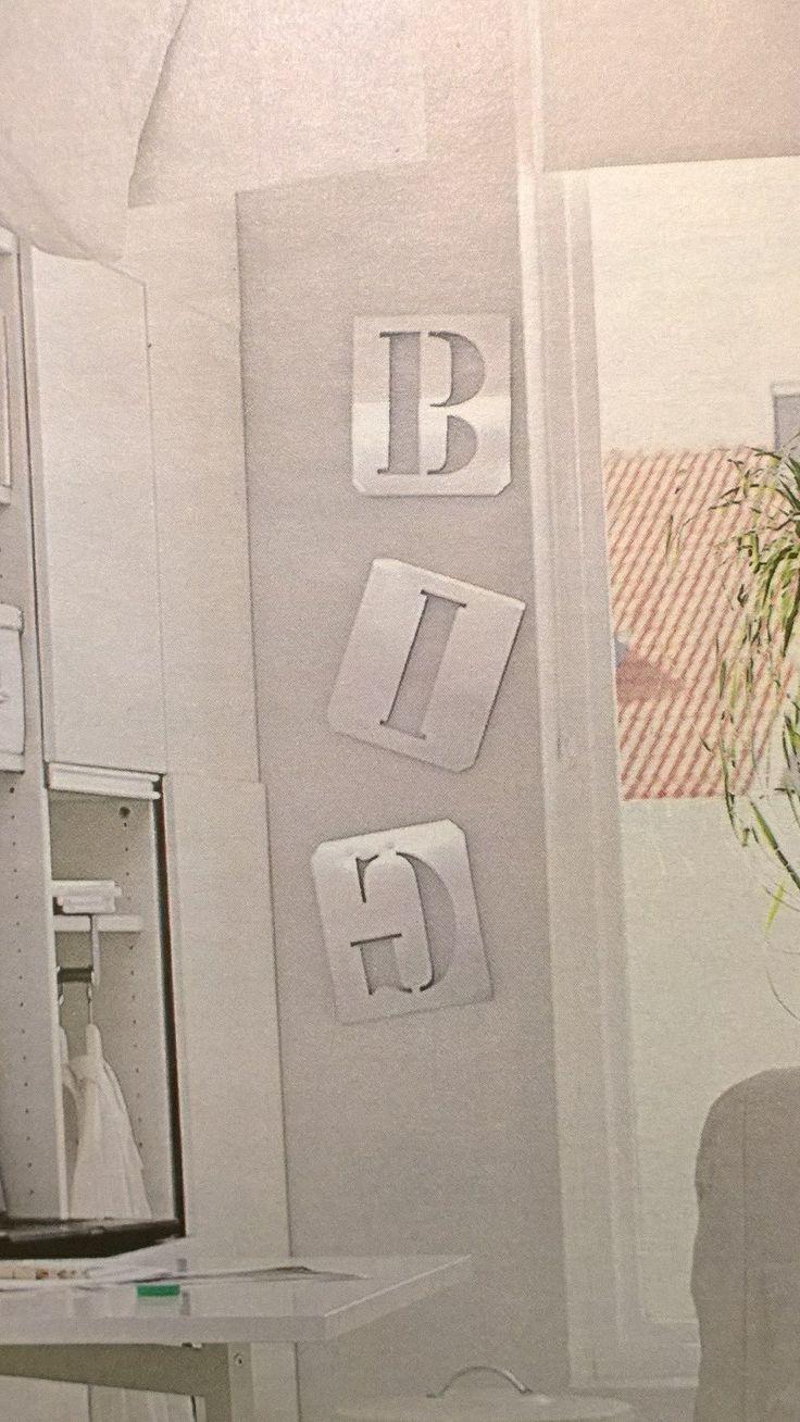 36++ Spray paint letter stencils home depot ideas