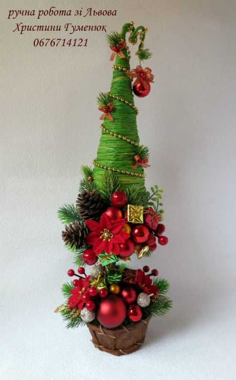 Christmas center piece decoration